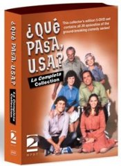 ¿Qué Pasa, U.S.A.? La Completa Collection