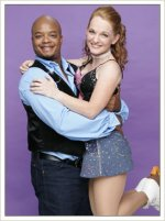 Todd Bridges and Jenni Meno