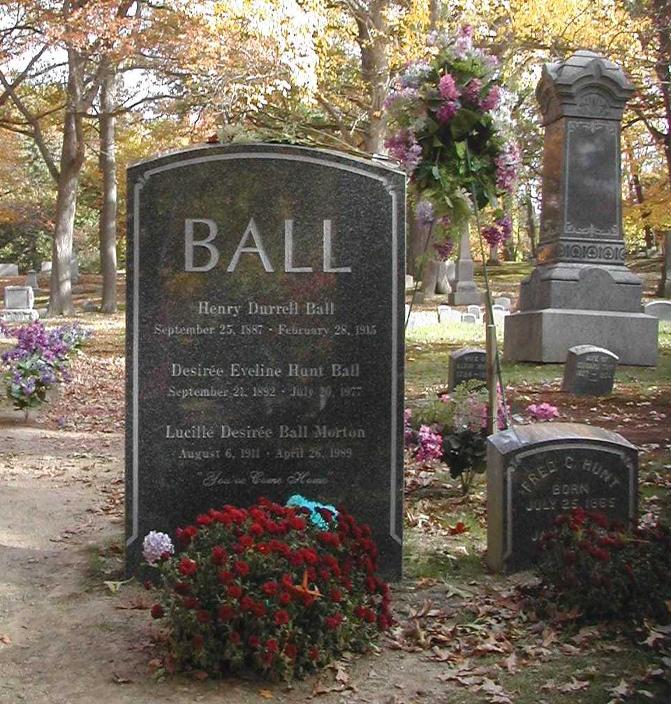 Lucille Ball S Real Grave Sitcoms Online Message Boards