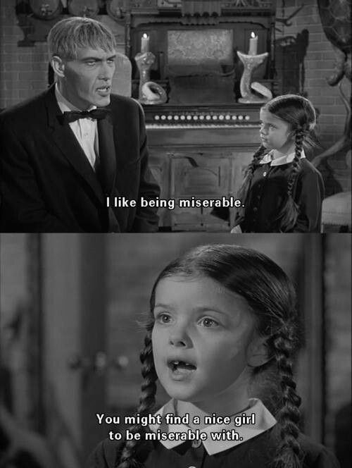 The Addams Family Lines And Quotes Page 2 Sitcoms Online Message