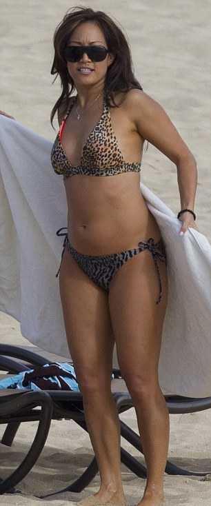 Name:  Carrie Ann Inaba stripped down to a sexy leopard print bikini in Hawaii 05.jpg Views: 41 Size:  29.1 KB
