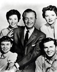sitcoms online message boards forums - Father Knows Best Home For Christmas 1977