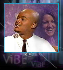 Todd Bridges and his ex-wife on Vibe