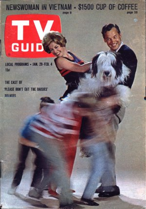 TV Guide - January 29, 1966