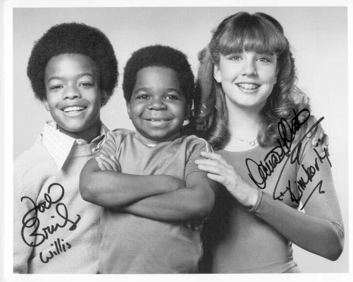 Todd Bridges, Gary Coleman, and Dana Plato