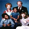 Diff'rent Strokes cast (first season)