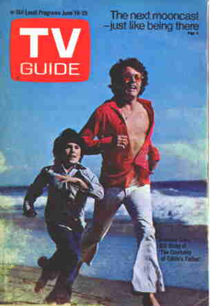 Brandon Cruz and Bill Bixby