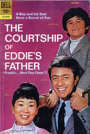 The Courtship of Eddie's Father comic book #1