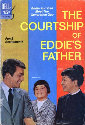 The Courtship of Eddie's Father comic book #2