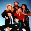 Family Ties cast (later season)