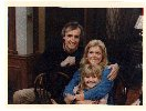 Michael Gross, Meredith Baxter Birney and Tina Yothers