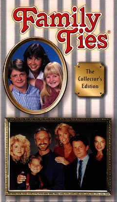 Family Ties video from Columbia House