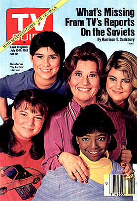 The Facts of Life TV Guide