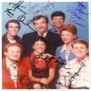 Happy Days autographed cast photo