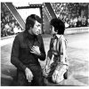 Bill Bixby and Brandon Cruz at the Budapest Circus ABC MONDAY NIGHT SPECIAL Feb 7, 1972