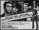 Leather Tuscadero, Fonzie, and Richie (TV Guide promo)