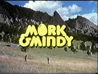 Mork and Mindy logo
