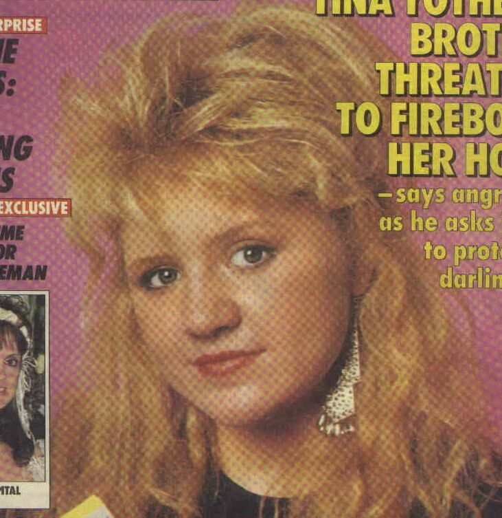 tina yothers movies