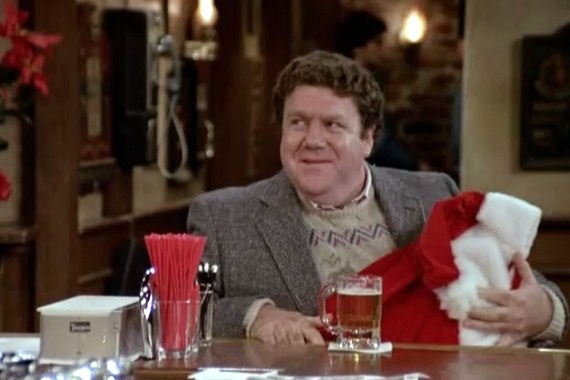 George Wendt as Norm Peterson - Sitcoms Online Photo Galleries