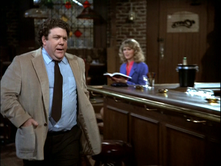 Becker: Ted Danson and George Wendt - Sitcoms Online Photo