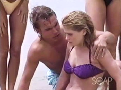 Pictures of kristy swanson in a bikini