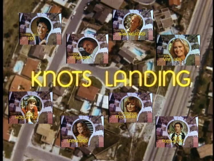 Knots Landing Cast