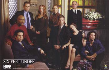 Cast Of Six Feet Under