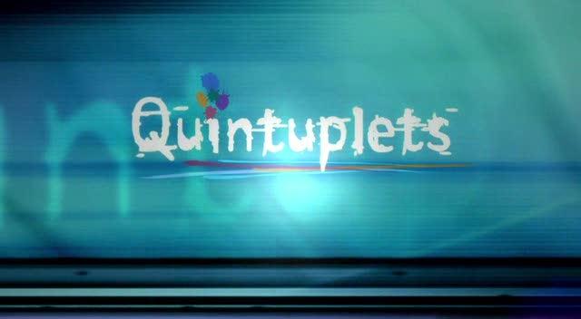 Quintuplets-title