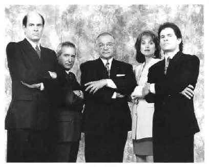 Law cast