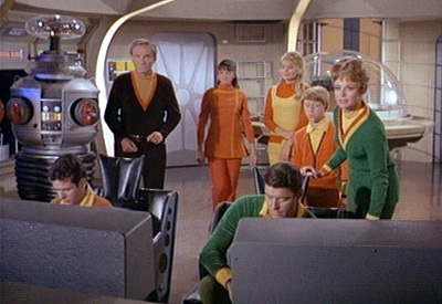 DANGER WILL ROBINSON DANGER  LOST IN SPACE  YouTube