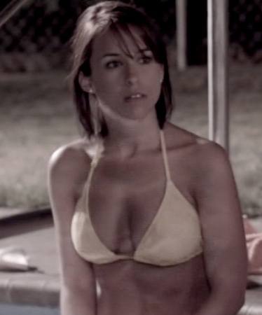 Lacey Chabert Thirst Movie Bikini Stills