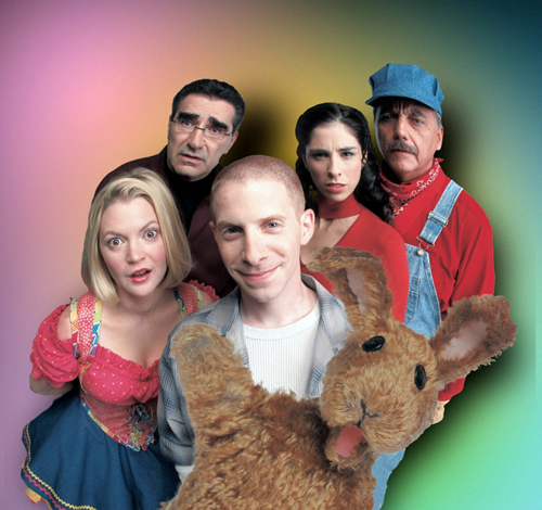 Greg The Bunny Cast Photo Sitcoms Online Photo Galleries