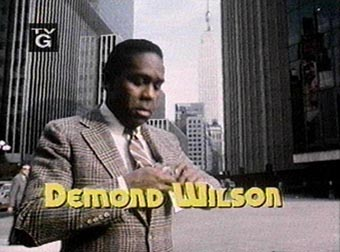 demond wilson today