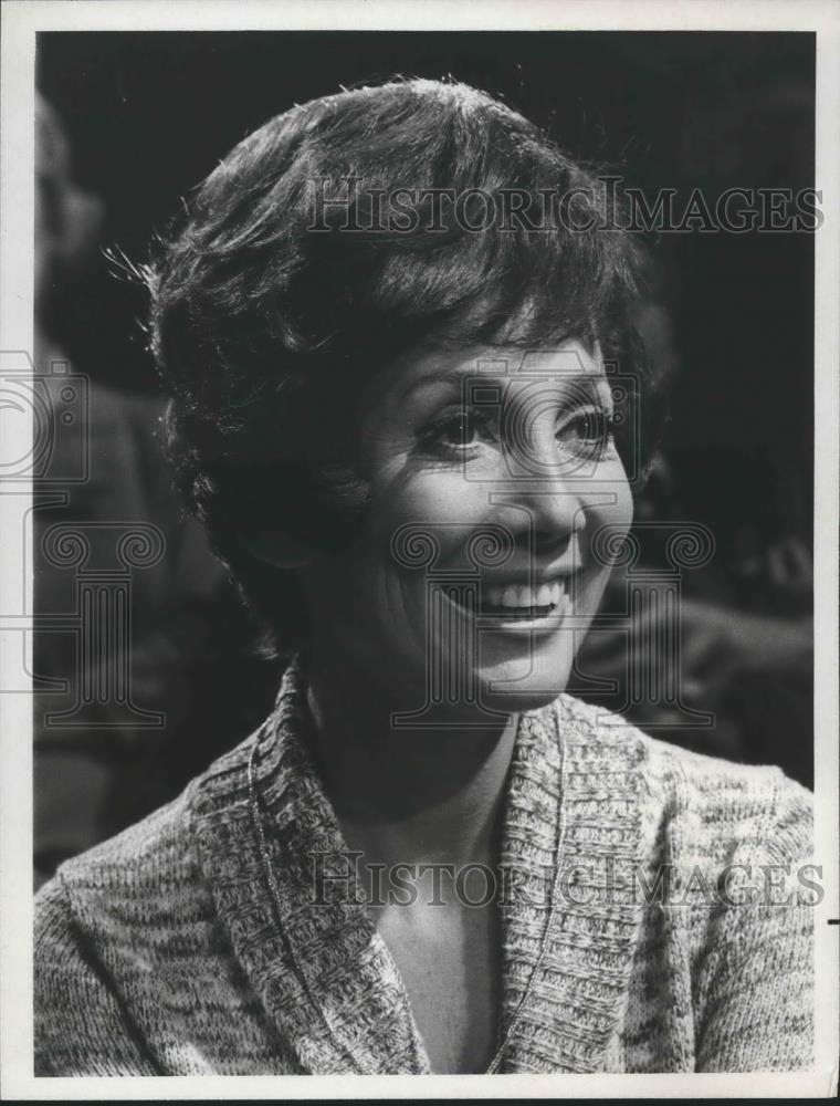1973_Press_Photo_Jackie_Joseph_in