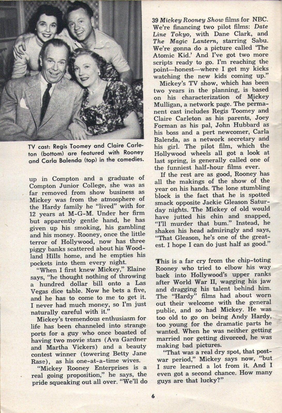 1954_ILLINOIS_TV_GUIDE_DOROTHY_ABBOTT_MICKEY_ROONEY_BETTY_ANN_GROVE_MERV_GRIFFIN1