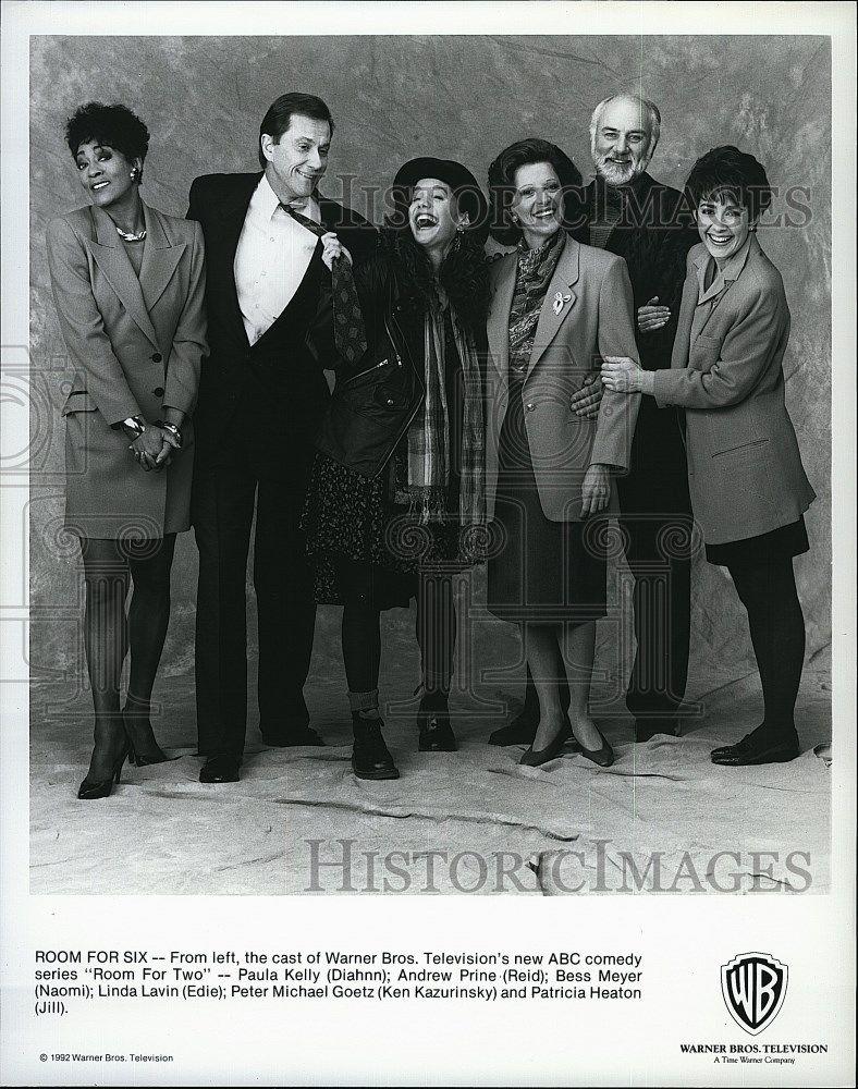 1992_Press_Photo_Linda_Lavin_Patricia_Heaton_P_kelly_A_Prine_