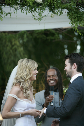 Kaitlin Olson And Rob McElhenneys Wedding
