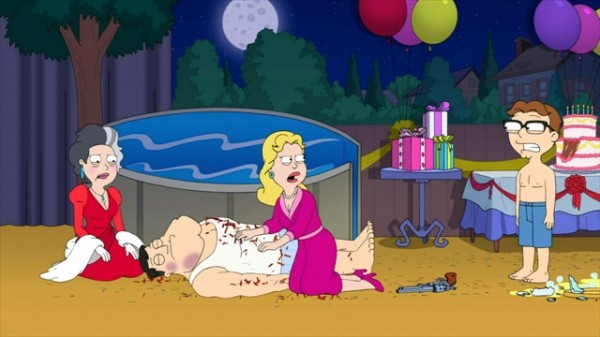 American Dad - Sitcoms Online Photo Galleries