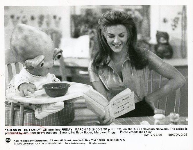 MARGARET_TRIGG_SMILE_BABY_BOBUT_JIM_HENSON_ALIENS_IN_THE_FAMILY_96_ABC_TV_PHOTO
