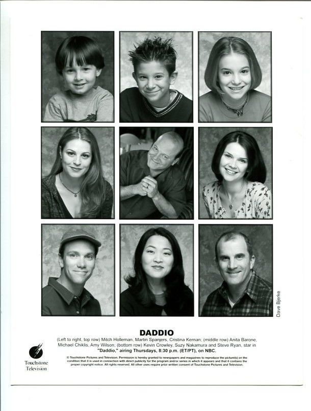 DADDIO-2000-8X10_PROMO_STILL-MICHAEL_CHIKLIS-ANITA_BARONE-AMY_WILSON-C_FN