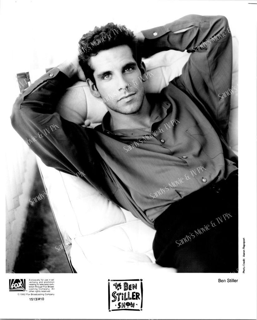BEN_STILLER_Very_Handsome_ORIGINAL_TV_Photo_THE_BEN_STILLER_SHOW