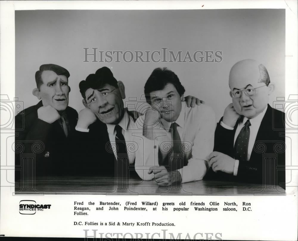 1987_Press_Photo_Fred_Willard_stars_in_D_C_Follies_from_Syndicast_Services