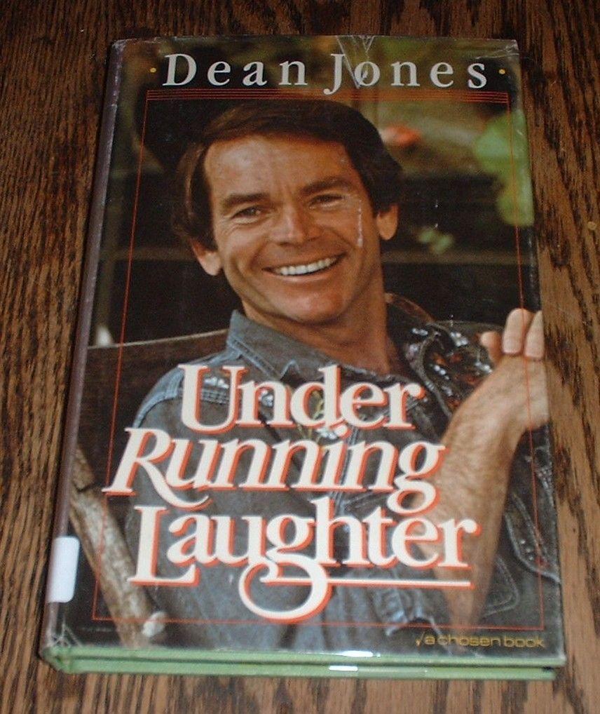 57Under_Running_Laughter_by_Dean_Jones_1982_hardcover_
