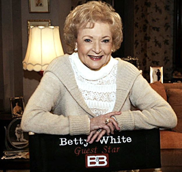 Betty White guest stars on The Bold & The Beautiful ...