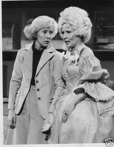 Georgia Engel & Betty White - Sitcoms Online Photo Galleries