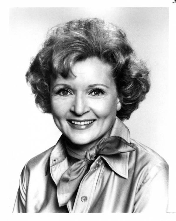 1977 Press Photo-Betty White-The Betty White Show ...