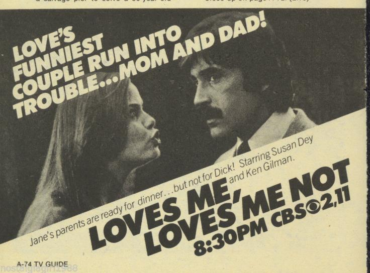 1977_Susan_Dey_Loves_Me_Loves_Me_Not_CBS_tv_trade_print_ad_Ken_Gilman