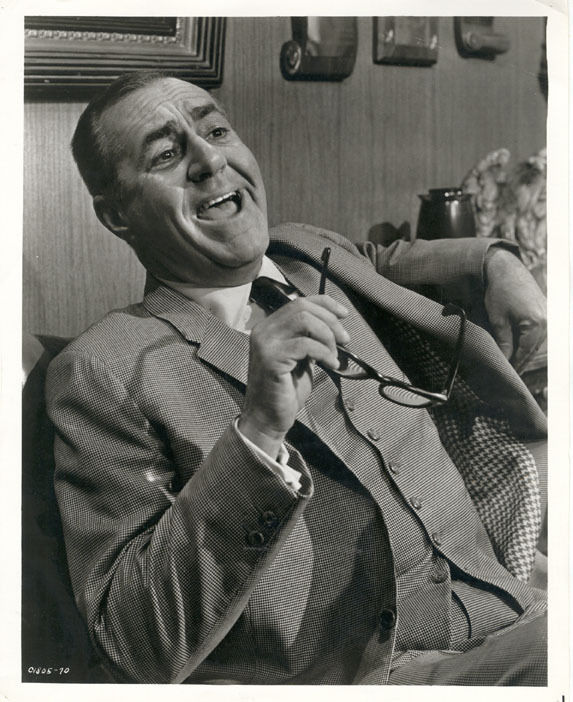 JIM_BACKUS_Orig_1960s_Photo