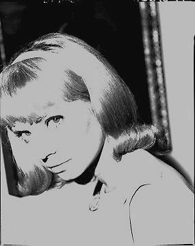 PATRICIA_HARTY_PORTRAIT_OCCASIONAL_WIFE_RARE_ORIGINAL_1967_NBC_TV_PHOTO_NEGATIVE