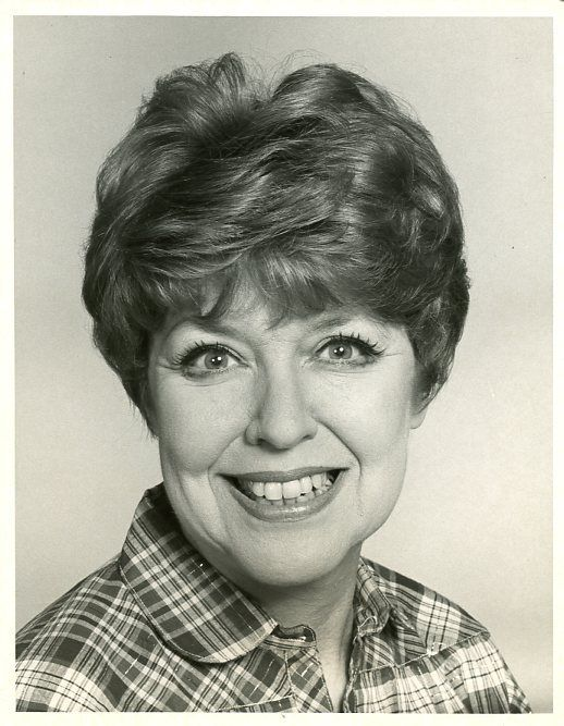 DOROTHY_LOUDON_SMILING_PORTRAIT_DOROTHY_TV_SHOW_ORIGINAL_1979_CBS_TV_PHOTO1